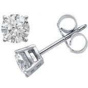Acquistare orecchini punto luce diamante, massima qualità